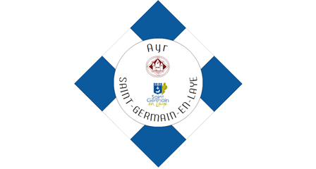 Site du jumelage Saint-Germain-en-Laye / Ayr Retina Logo