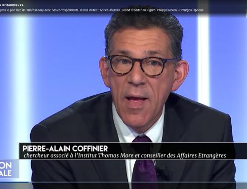 Intervention de Mr Coffinier dans le débat du Figaro sur le résultats des législatives britanniques