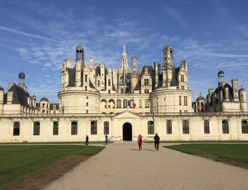 Escapade dans le pays de Loire