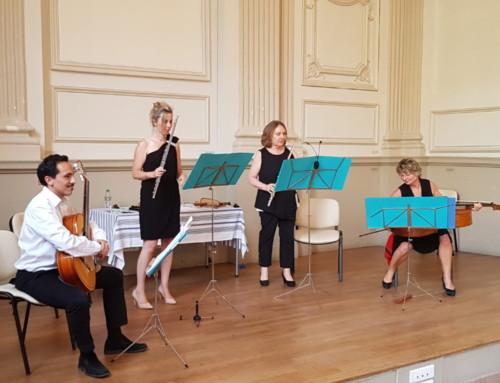 Concert de l'Ensemble TIAS le 8 Juin 2018