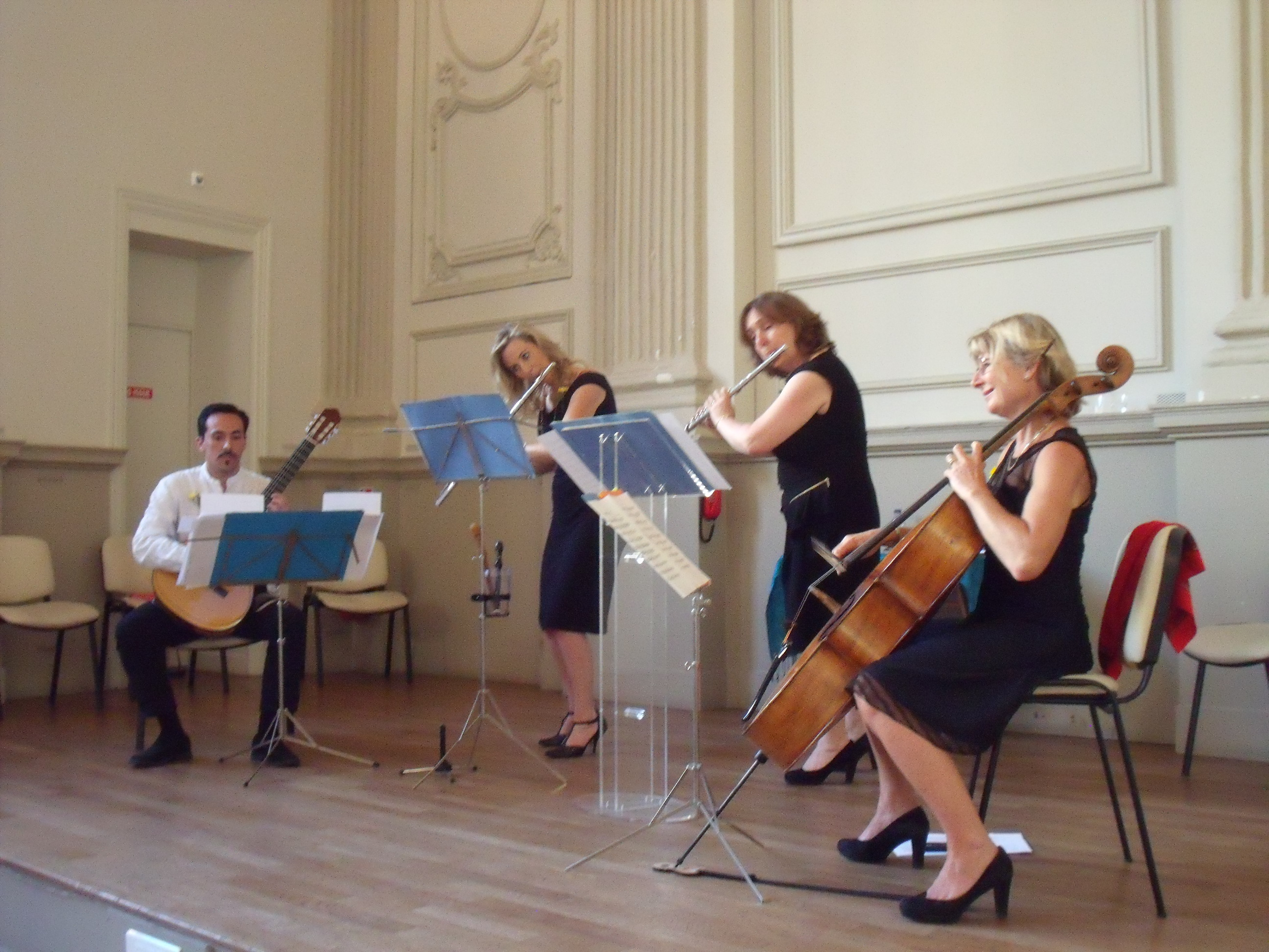 Concert de l'Ensemble TIAS
